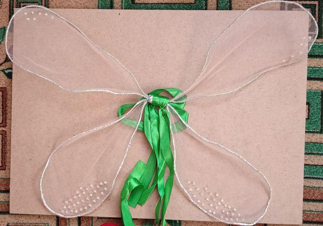 Крылья для костюма феи