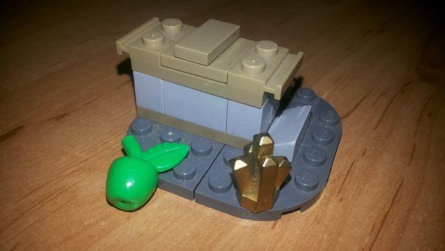 Сундук из набора Lego 4181 Логово пиратов