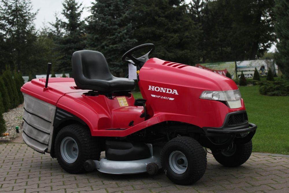 HONDA HF 2417 AUTOMAT Traktorek Kosiarka Gogołowice - image 1