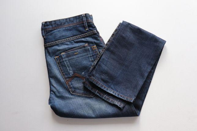 Spodnie męskie jeansy Tom Taylor W30 L34 Relaxed Slim