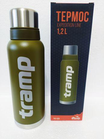 Термос Tramp Expedition Line 1,2 л олива оригинал