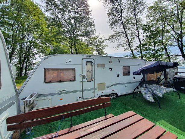 Przyczepa campingowa Bessacar Cameo 625, atc, mover, klimatyzacja.