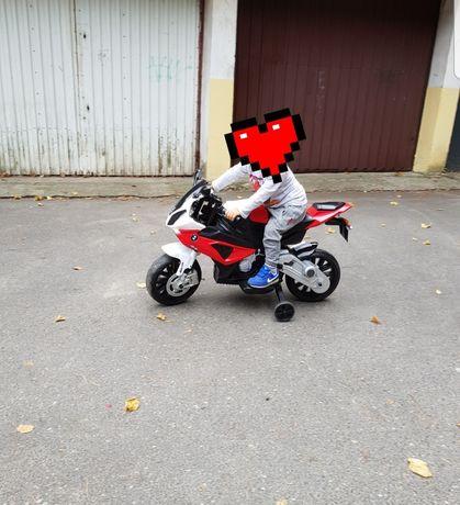 Motor BMW dla dzieci