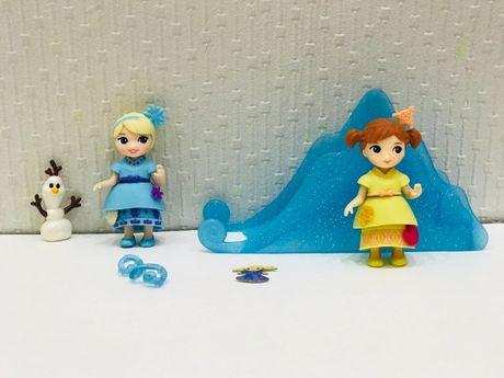 Игровой набор Анна, Эльза, Олаф. Disney Frozen Hasbro, Холодное сердце