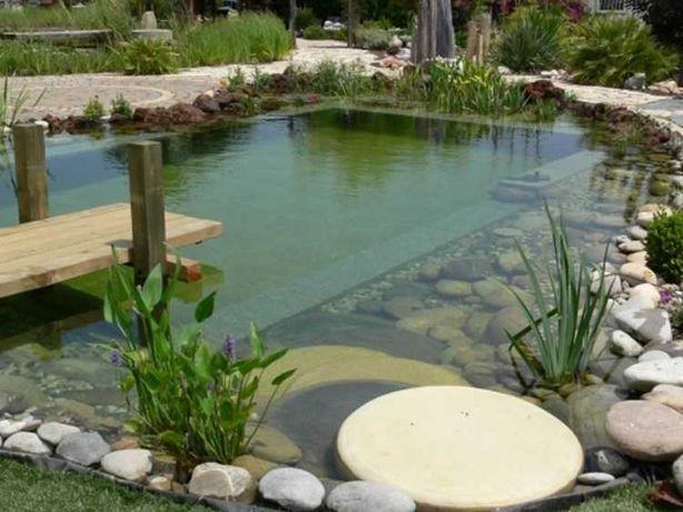 Piscina Biológica / Biological Pool / Piscine Naturel