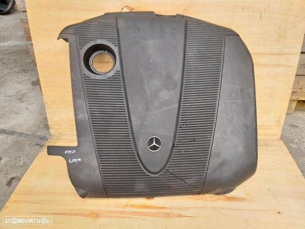 Tampa do motor Mercedes c220 cdi w203