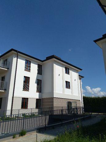 Apartament 124,38M2 z ogrodem 230 m2 -  WARSZAWA, WILANÓW