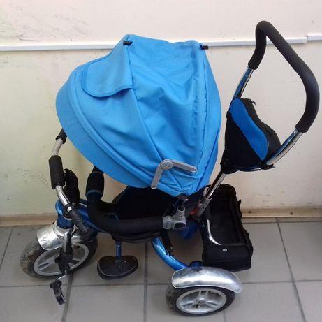 Детский Трехколесный велосипед Коляска Best Trike