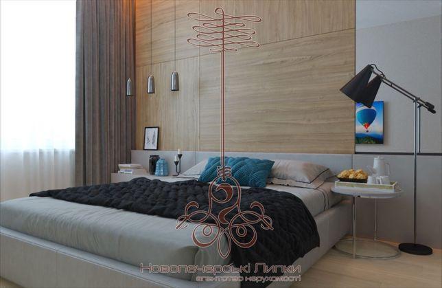 Новая 2комн. квартира (55м2) в ЖК Новопечерские Липки, Драгомирова 20