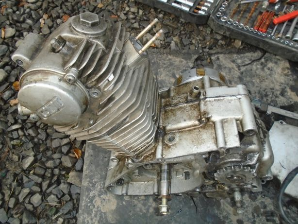 silnik 4T 125cm z niemiec