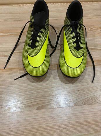 Бутсы Nike Bravata II FG 844436-070 (Оригинал) Б/у