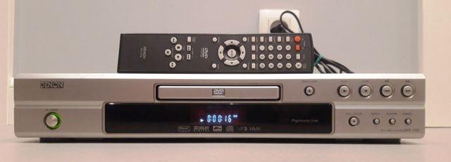 Odtwarzacz DVD/CD DENON DVD 1720 + pilot