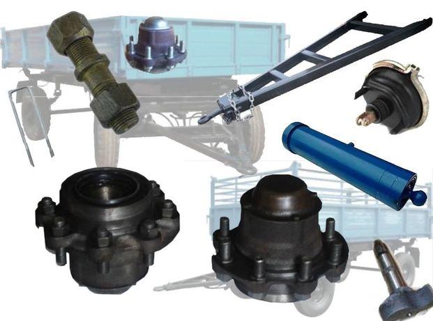 Шпилька +гайка ступицы колеса М16, М18, М20 ПРТ-10(КТУ, 2ПТС4)