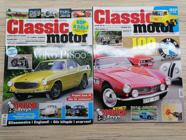 Classic Motor Power Magazine Wheels Magazine