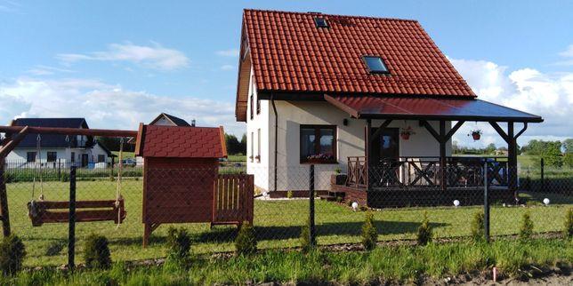 Nowy dom na Mazurach/Bogaczewo