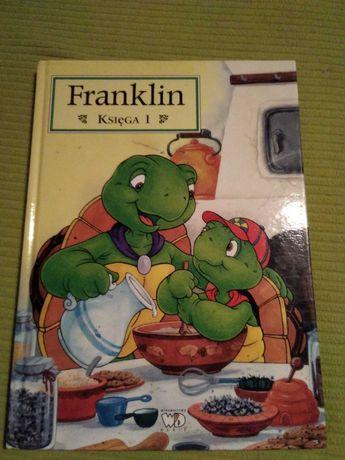 Franklin księga 1 (opowiadania i strony z przygodami do wypełniania)