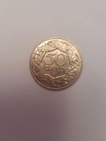 Polska 50 groszy 1923 rok