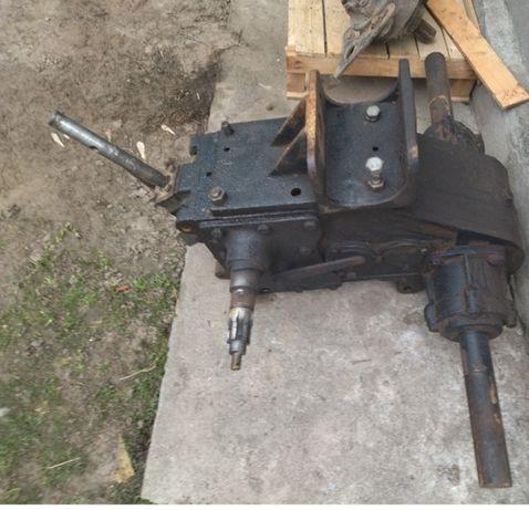 Мотоблок Аврора МТ-81Д,коробка передач,редуктор фрези