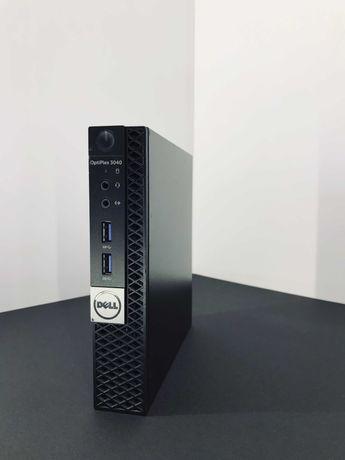 Мини Компьютер Dell Optiplex 3040 MFF (i3-6100T/4/500)