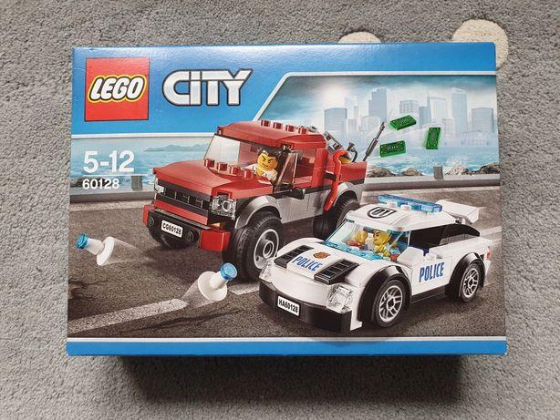 Lego City 60128 kompletne