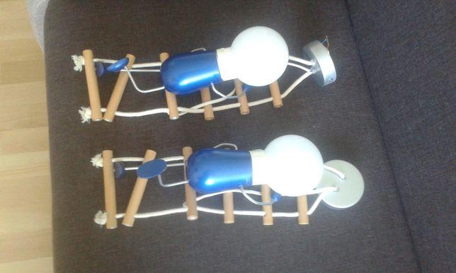 Kinkiety lampka na biurko