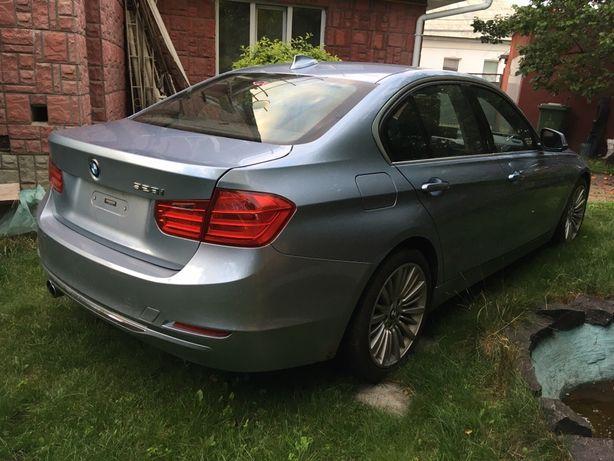 Разборка BMW F30 320i багажник, фонарь, дверь, стекло, ляда, четверть