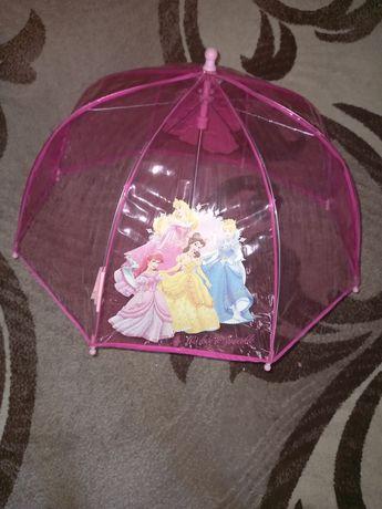 Зонтик Детский.Возраст 3-9.С принцессами