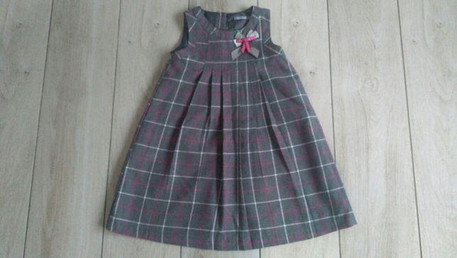 Elegancka sukienka rozmiar 116