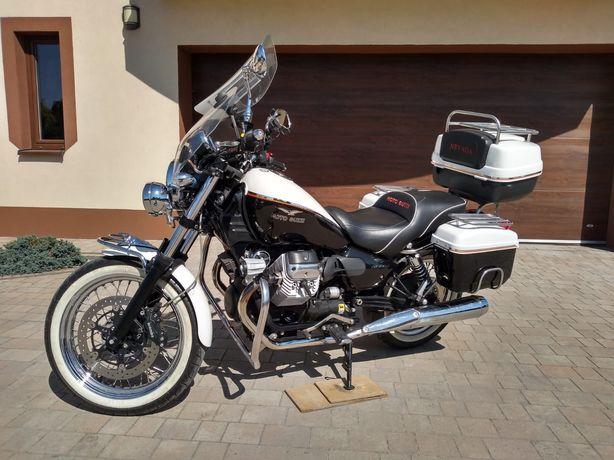 Moto Guzzi Nevada 750 Anniversario