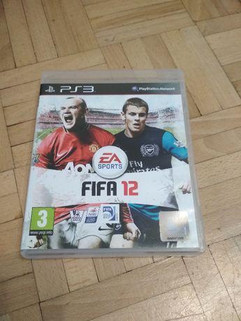 Gra FIFA 12 PS3 PL