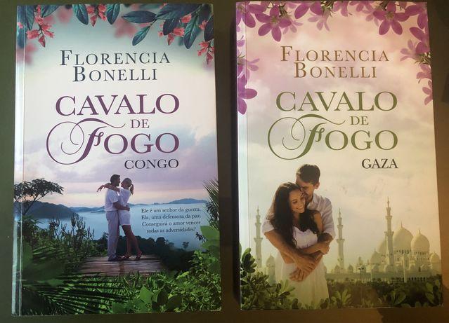 Cavalo de fogo gaza e congo Florencia Bonelli