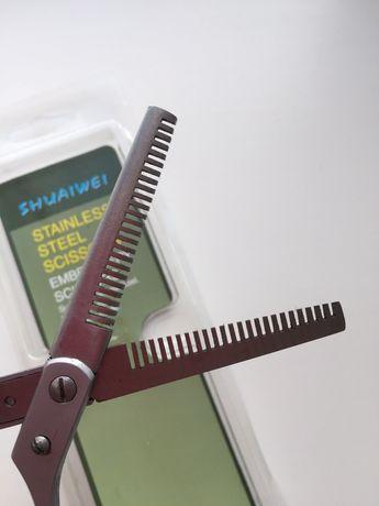Филировочные ножницы парикмахерские