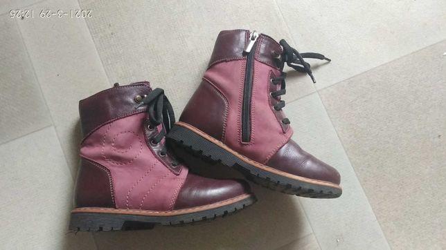 Ботинки ботиночки Деми 28 р