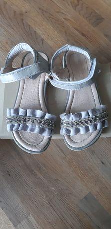 Sandałki dziewczęce Nelli Blu w rozmiarze 30