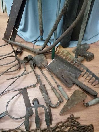 narzędzia ogrodowe gospodarskie