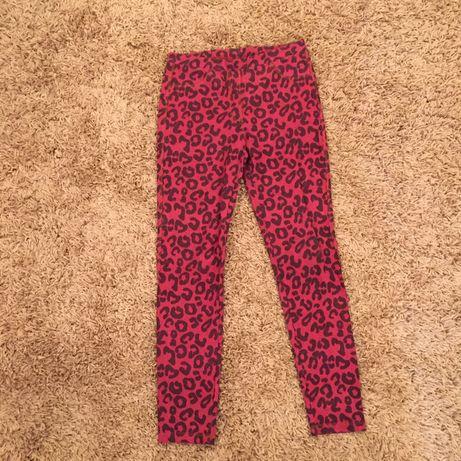 Леопардовые лосины Zara