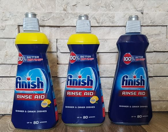 Nabłyszczacz do zmywarki Finish Rinse Aid