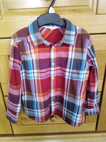 Koszula chłopięca H&M 110