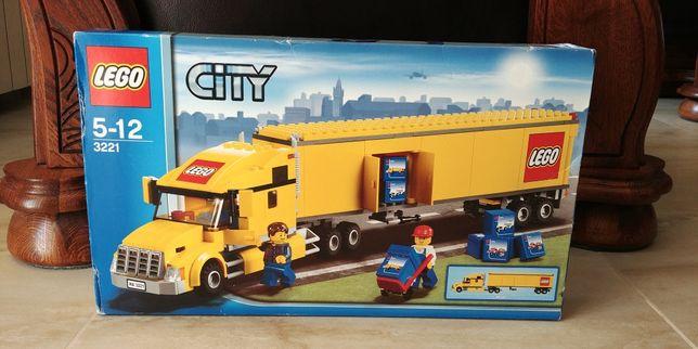 Lego City 3221 UNIKAT NOWY