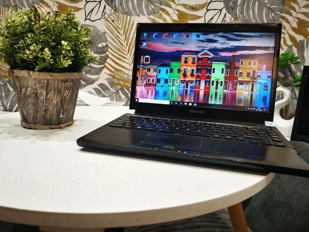 Laptop Toshiba 13.3 cala, Intel i7, 6GB RAM, Dysk 500GB, Win10, Office
