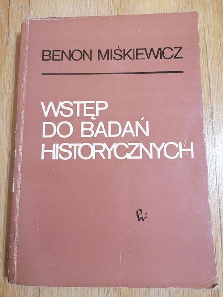 WWstęp do badań historycznych