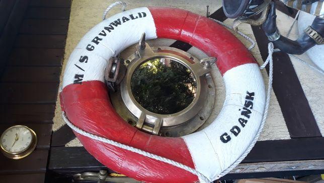 Duzy bulaj okrętowy 40cm