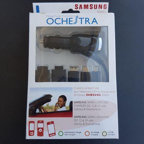 Carregador para telemóveis Samsung