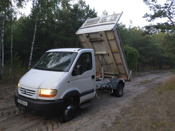 Renault Mascott 2.8 Wywrotka