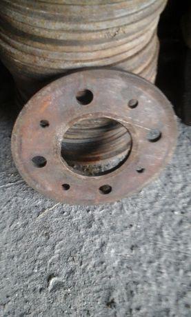 Проставки колесных дисков ваз 5 мм. 4х98 РАЗБОРКА ваз 01-07 таврия