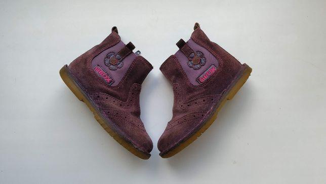 Ботинки дитячі оригінальні Geox 23-24розмір, стелька -15 см