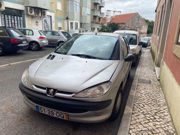 Peugeot 206 - Valor negociável