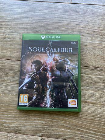 Gra Soul Calibur SoulCalibur VI Xbox One S X Series X