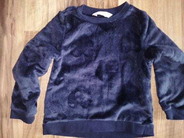 Bluza HM polarowa rozmiar 98/104