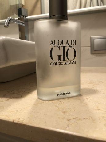 Acqua di gio giorgio armani woda toaletowa używana